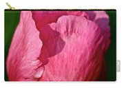 Sunrise Pink Carry-all Pouch
