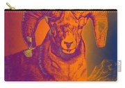 Sunrise Ram Carry-all Pouch