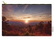 Sunrise-talimena Scenic Drive Arkansas Carry-all Pouch by Douglas Barnard