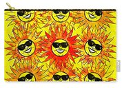 Suns Party Carry-all Pouch