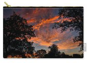 Sunset 07 26 12 Two Carry-all Pouch