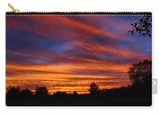 Sunset 2   09 22 12 Carry-all Pouch