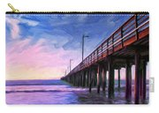 Sunset At Avila Beach Carry-all Pouch
