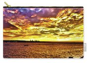Sunset At Danshui Hdr Carry-all Pouch