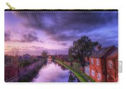 Sunset At Loughborough Carry-all Pouch