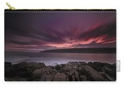 Sunset At Otter Point Carry-all Pouch