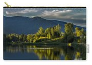 Sunset At Sand Creek Carry-all Pouch