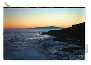 Sunset At Schoodic Carry-all Pouch