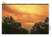 Sunset At The Esplanade Carry-all Pouch