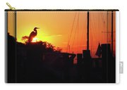 Sunset At The Granary Carry-all Pouch