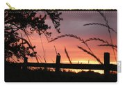 Sunset Bird Carry-all Pouch