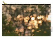 Sunset Bokeh  Carry-all Pouch
