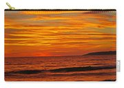 Sunset Colours Carry-all Pouch