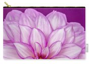 Sunset Dahlia 3 Carry-all Pouch