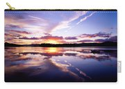 Sunset, Dinish Island Kenmare Bay Carry-all Pouch