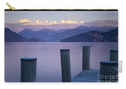 Sunset Dock Carry-all Pouch by Brian Jannsen