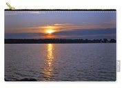 Sunset Egg Harbor Carry-all Pouch
