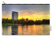 Sunset In Hermann Park Carry-all Pouch