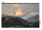 Sunset In Jasper Carry-all Pouch