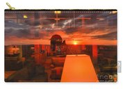 Sunset In Mckeever Lobby Carry-all Pouch