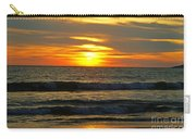 Sunset In Mexico Carry-all Pouch