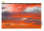 Sunset In Motion Carry-all Pouch
