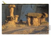 Sunset In Paria Canyon Wilderness Carry-all Pouch