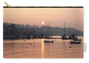 Sunset In The Harbor Crosshaven County Carry-all Pouch