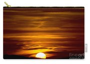 Sunset In Tuscany Carry-all Pouch