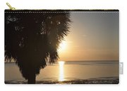 Sunset Is Just Around The Corner Carry-all Pouch