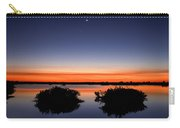 Sunset Moon Venus Carry-all Pouch