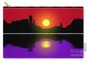 Sunset No. 3 Carry-all Pouch