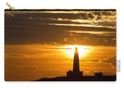 Sunset Obelisk Carry-all Pouch