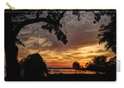 Sunset On Biloxi Bay Carry-all Pouch