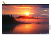 Sunset On Campobello Island  Carry-all Pouch
