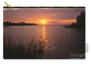 Sunset On Eagle Harbor Carry-all Pouch