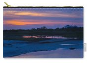 Sunset On Honeymoon Island Carry-all Pouch