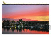 Sunset On Lake Havasu Carry-all Pouch