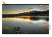 Sunset On Little Washoe Carry-all Pouch