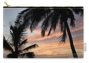 Sunset On Maui Hawaii Carry-all Pouch