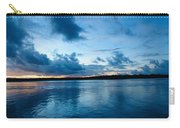 Sunset On Noosa River Carry-all Pouch