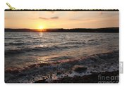 Sunset On The Bay Of Fundy Carry-all Pouch