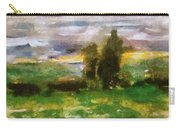 Sunset On The Road - The Highway Series Carry-all Pouch