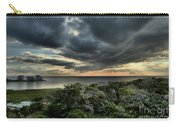 Sunset On The Sound Carry-all Pouch