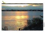 Sunset Over Cedar Creek Carry-all Pouch