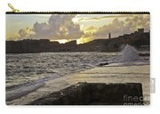 Sunset Over Dubrovnik 2 Carry-all Pouch