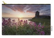 Sunset Over Dunguaire Castle, Kinvara Carry-all Pouch