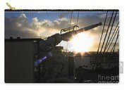 Sunset Over Long Beach Carry-all Pouch