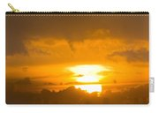 Sunset Over Miami Carry-all Pouch