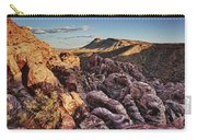 Sunset Over Red Rocks Carry-all Pouch